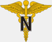 United States Army Nursing Branch Insignia